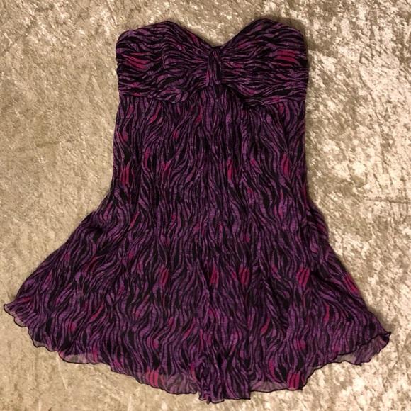 Express Dresses & Skirts - ⚜️5/$30⚜️ 🎆STRAPLESS Lil SASSY thang🎆